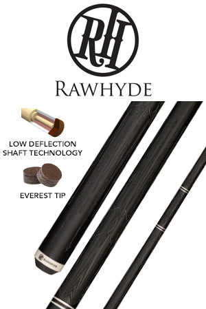 Rawhyde Billiard Cues