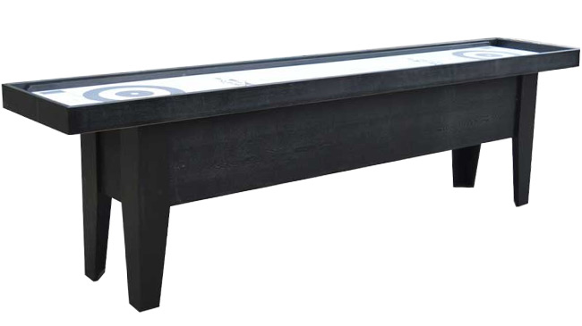 Premiere Curling Table in Black