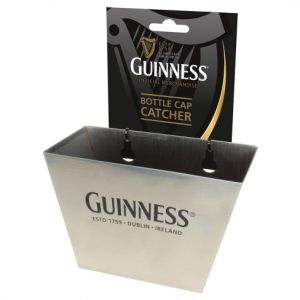 Guinness Bottle Cap Catcher