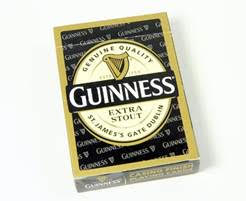 Guinness Playing Cards