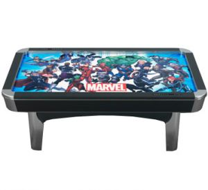 Marvel Universe Air Hockey Table
