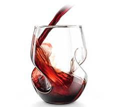 Red Wine Glass Set - Conundrum