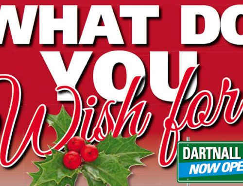 """What Do You Wish For?"" Weekend Flyer"