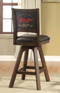 "Miller 30"" Armless Bar Stool"