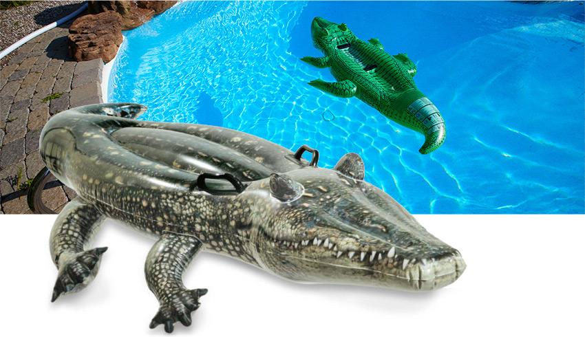 Alligator Inflatable