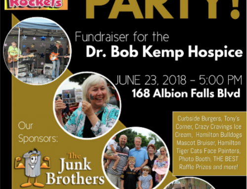 The 3rd Annual Albion Falls Block Party