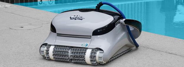 C3 Commercial Robotic Pool Cleaner