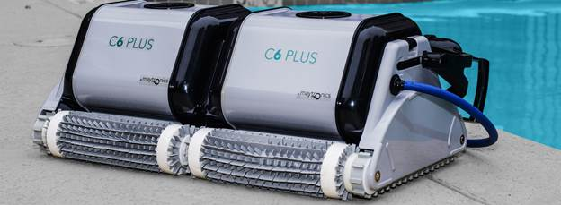 C6 Plus Commercial Robotic Pool Cleaner