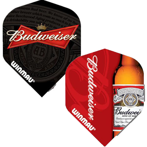 Budweiser Dart Flights