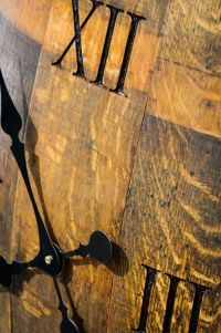 3 Stave Clock