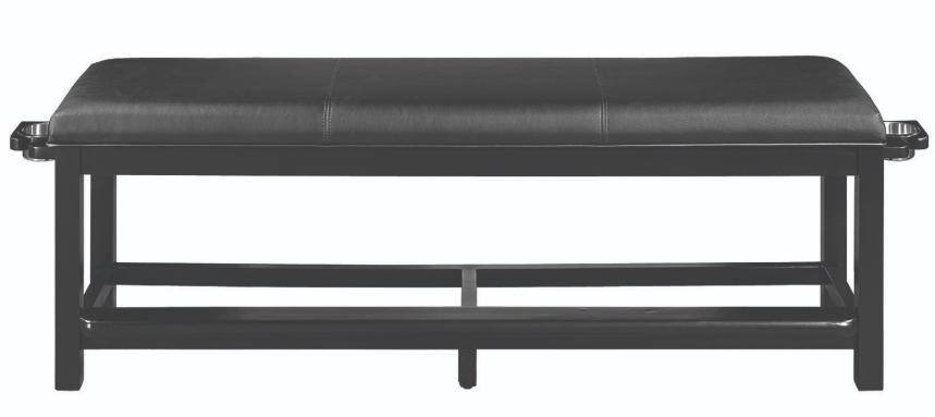 Spectator Storage Bench - Front