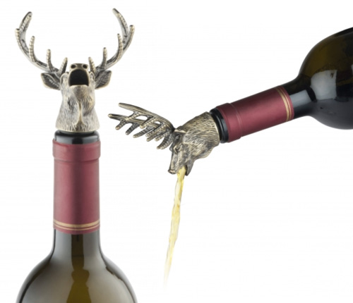 Deer Head Pourer