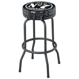 backlesJack Daniel's Backless Bar Stools bar stool