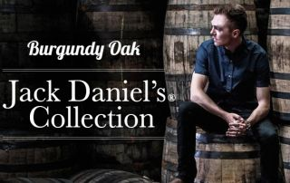 Burgundy Oak Jack Daniel's Collection
