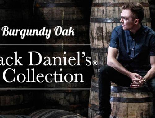 Jack Daniel's Burgundy Oak Collection