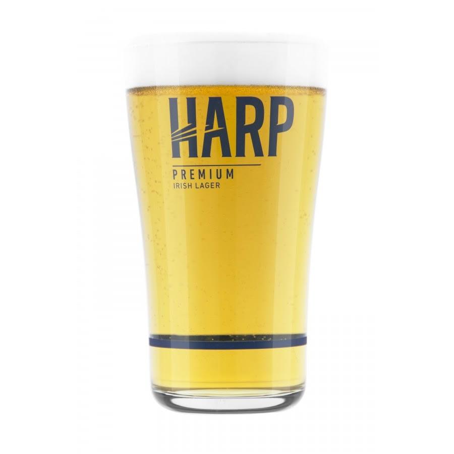 Harp Glassware