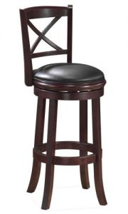Georgia Bar Stool - Cappuccino