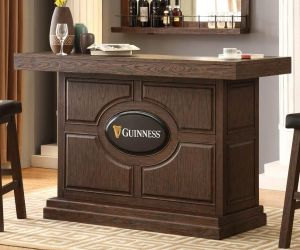 "Guinness 65"" Knockdown Bar"