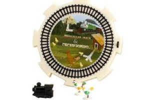 2 in 1 Domino Hub- Mexican Train