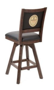 New Guinness Armless Bar Stool