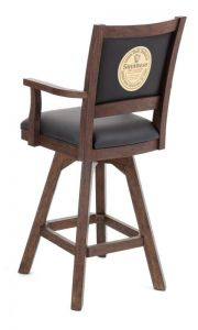New Guinness Bar Stool with Arms