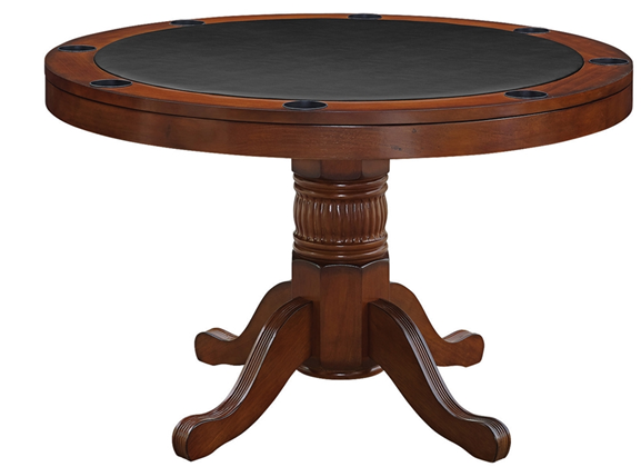 "48"" 2 in 1 Game Table with Dining Top"
