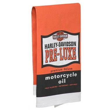 H-D® Bar Towel- Pre-Luxe
