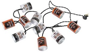 H-D® Oil Can Party Lights 10 Ft