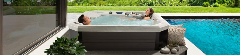 Marquis Spas Vector21 Series The V84L Hot Tub