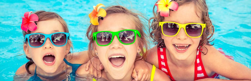 Aboveground Swimming Pool - Family Fun
