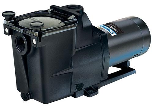 Super Pump Inground Swimming Pool Pump