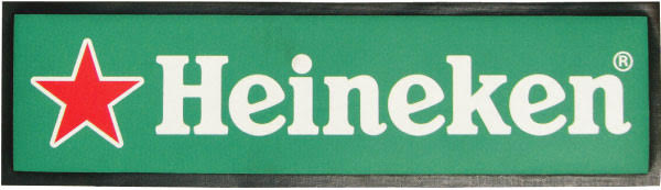 Heineken Wet Stop Bar Runner