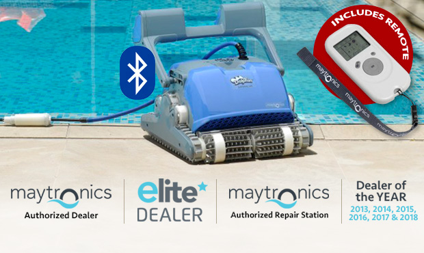 M500 Robotic Swimming Pool Cleaner