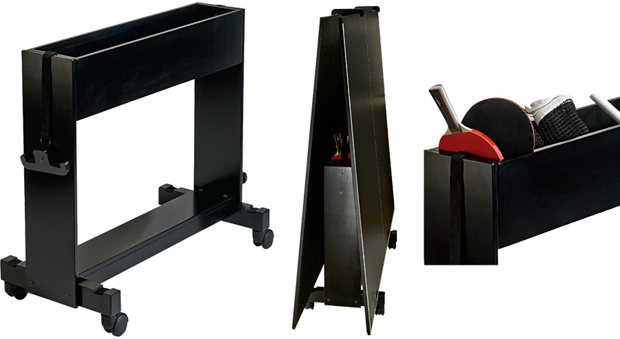 Table Tennis Table Conversion Cart