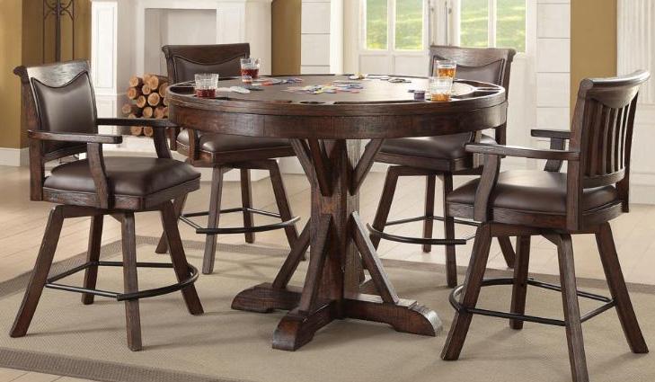 """Gettysburg 52"""" Game Table"""
