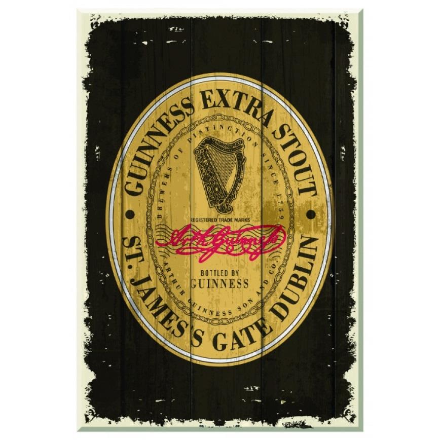 Guinness Nostalgic Sign