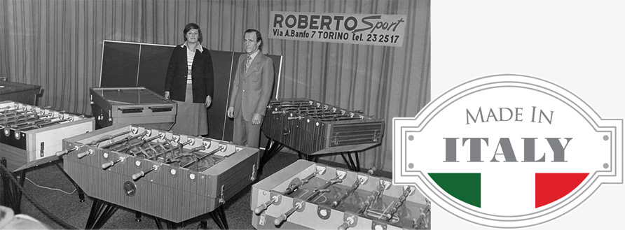 Roberto Sport - Made in Italy