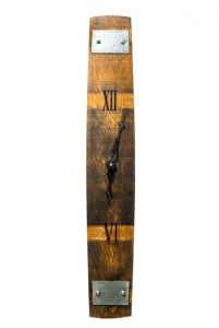 Single Stave Wall Clock
