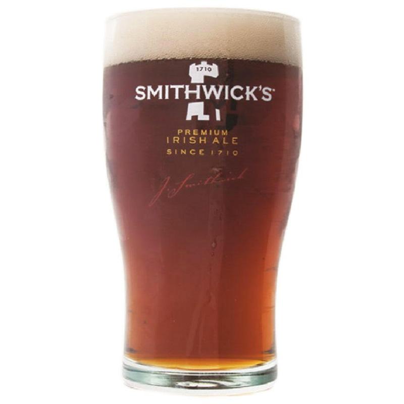 Smithwicks 20oz Pint Glass