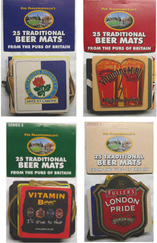 Beer Mats - Collections