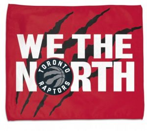 Raptors Rally Towel