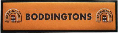 Boddingtons Wet Stop Bar Runner