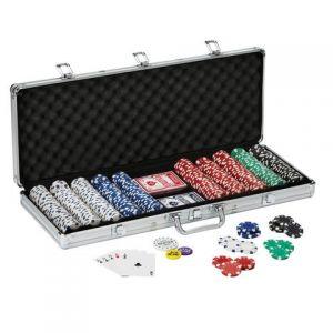 500 Pc Texas Hold'em Poker Set