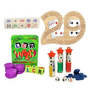Card and Dice Games