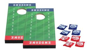 Endzone Indoor Bean Bag Toss