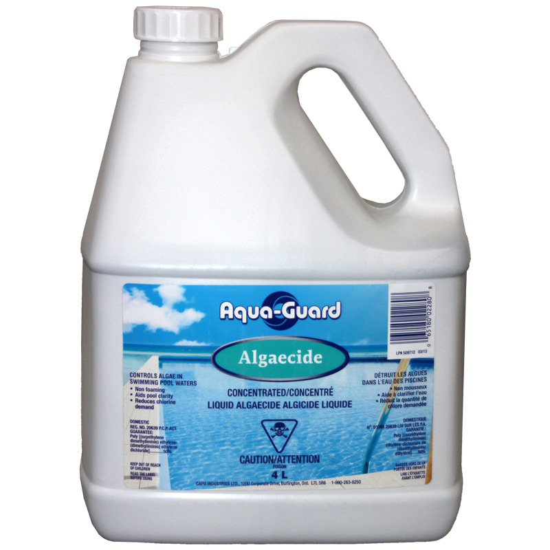 4L Aqua-Guard Algaecide