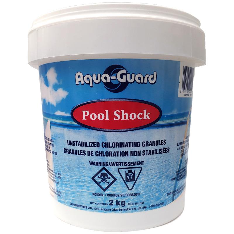 Pool Shock 2 kg