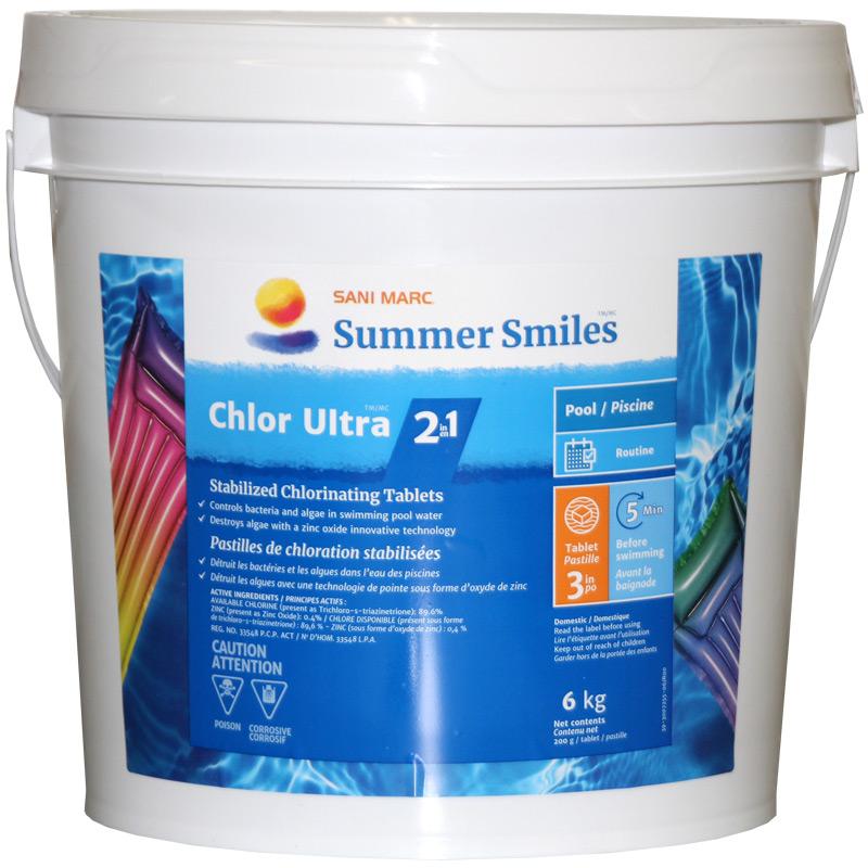 Chlor 2 in 1 Ultra