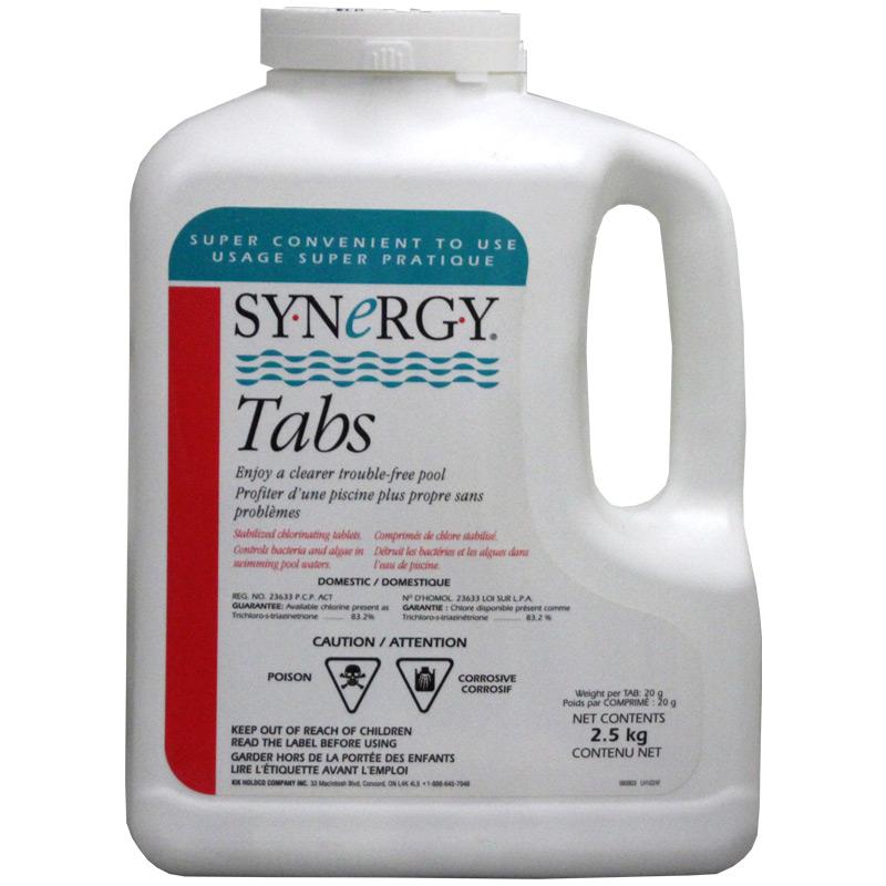 Synergy Tabs 2.5 kg
