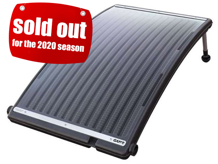 Game Solar Panels - Sold Out